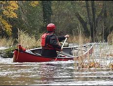 Aquatic Leisure Canoe Touring Training