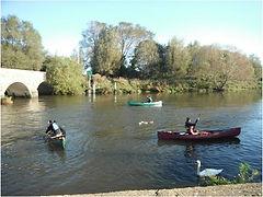 Aquatic Leisure Open Canoe Training