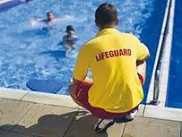 Aquatic Leisure lifeguard training in Dorset