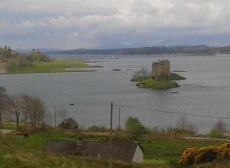 Open Canoe Touring Scotland
