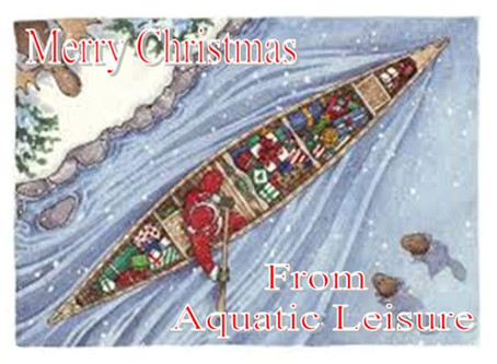 Wishing all of Aquatic Leisure's Customers a Merry Christmas