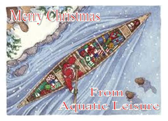 Wishing all of Aquatic Leisure's Customers a Merry Christmas