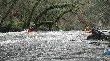 British Canoeing 3 Star Inland Kayak Training on Dartmoor with PHCC