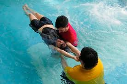 Aquatic Leisure Pool Lifeguard Training Dorset