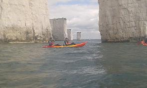 Aquatc Leisure Kayaking in Dorset
