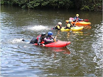British Canoeing FSRT Training