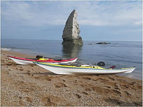 aquatic leisure Sea kayaking Dorset