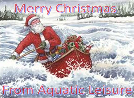Merry Christmas from Aquatic Leisure