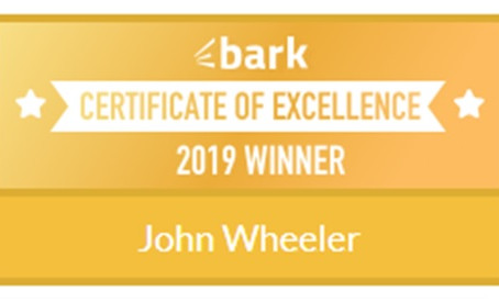Awarded Certificate of Excellence
