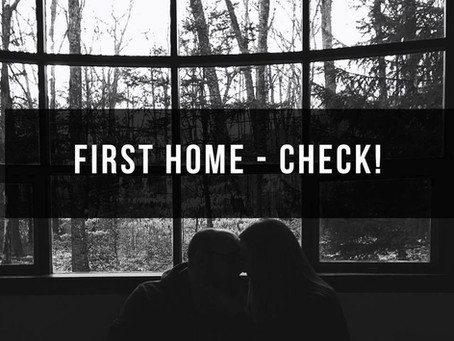 Things I didn't know about house buying! | Confessions of a Newlywed