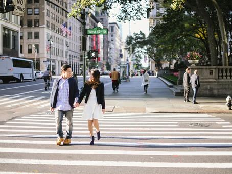 Juan Carlo + Shiela {Engaged} | New York Engagement Photographer