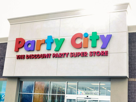 Who knew you could have fun at Party City????