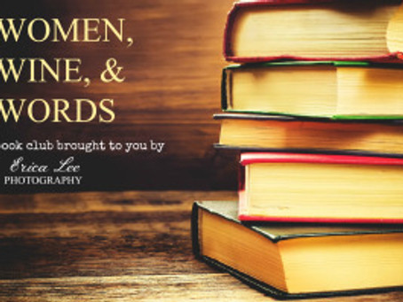 Women, Wine & Words | Help us choose this month's book!