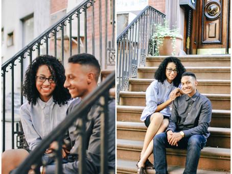 Ramny + Dayami {Engaged} | New York City & Hudson Valley, NY Photographer