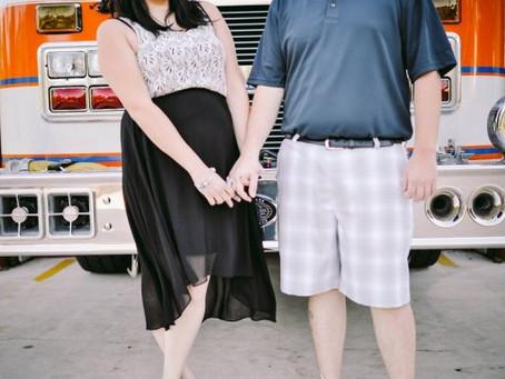 George + Tianna {Engaged} | Hudson Valley, NY Photographer