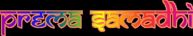 Logo Prema Samadhi
