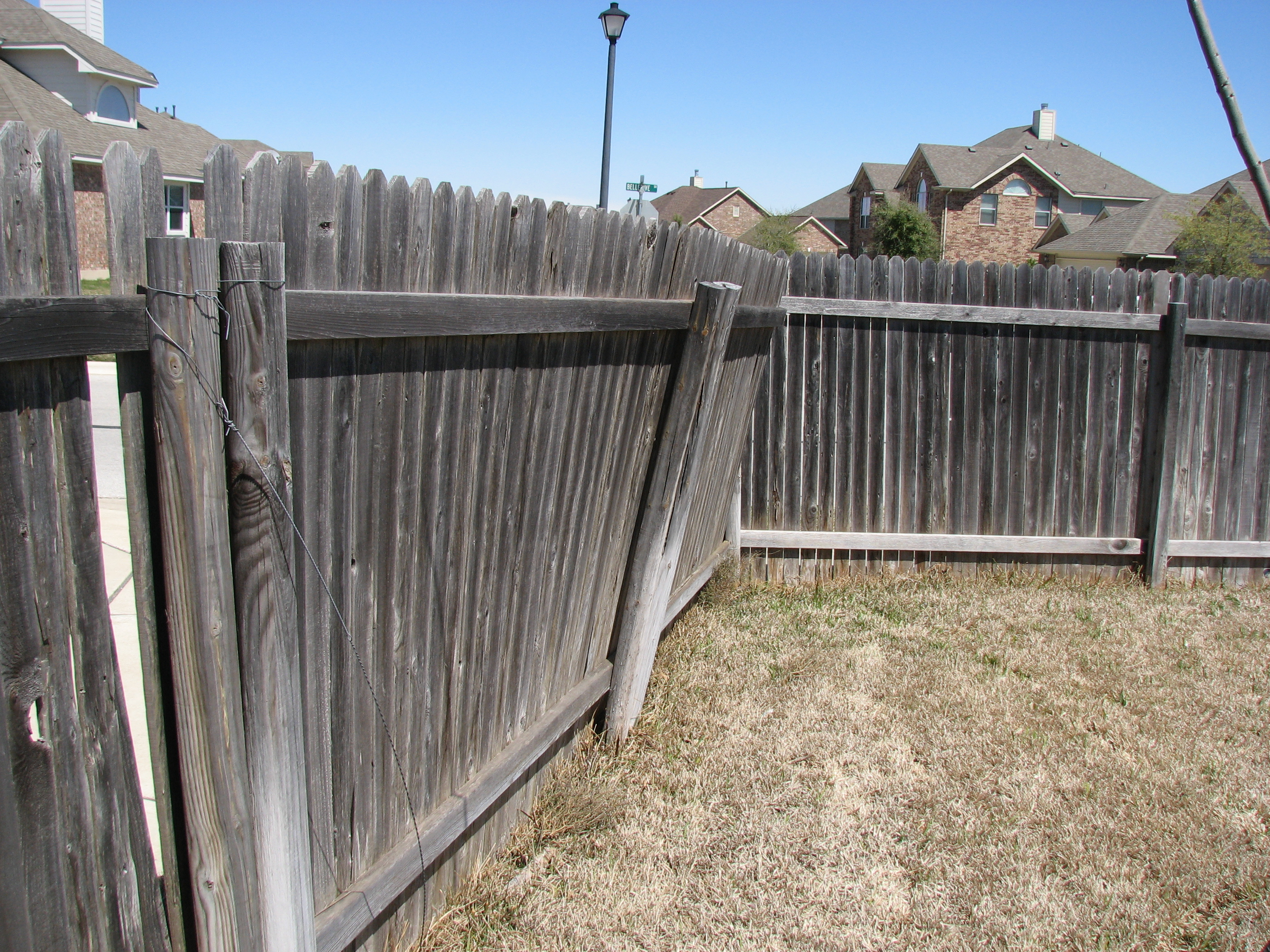 fence removal indianapolis