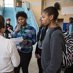 CAREER DAY DPS:MUMFORD HIGH SCHOOL