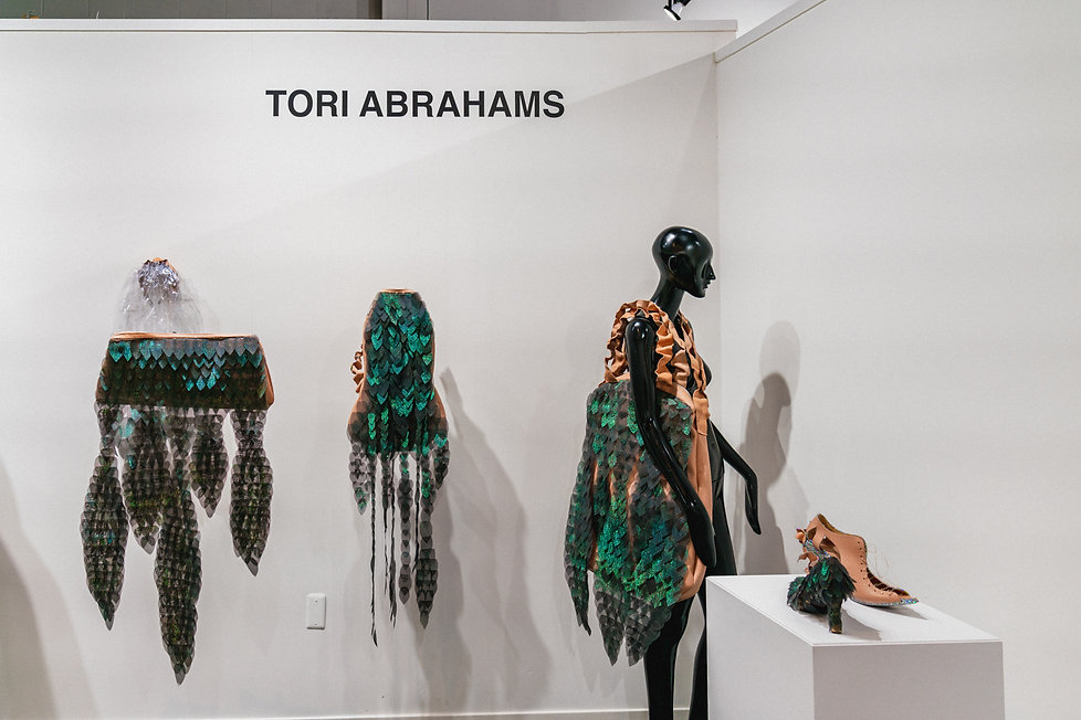 Tori Abrahams Overview