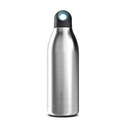 Bevu® DUO Insulated Bottle Steel.   450ml / 15oz