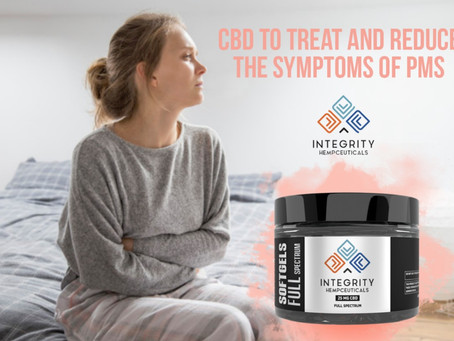 Can CBD help me with my PMS?