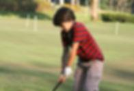 treinamento físico para juvenil golfe