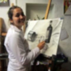 Taller Artesano l'Eliana Técnica de Dibujo Jóvenes