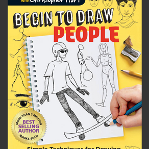 ¡Aprende a dibujar personas!