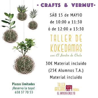 2021-05-15-Taller de Kokedama con Chelo-