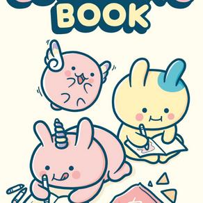 EL libro para colorear de Isra Seyd