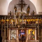 Santorin-Kamari (église de la Panagi