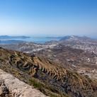 Santorin-Mont Profitis Ilias