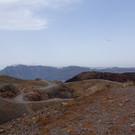 Santorin-volcan de Néa Kameni