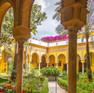 Séville (Palais de Las Duenas)