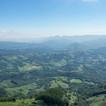 Panorama depuis La Rhune