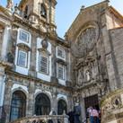 Porto (église de Sao Francisco)