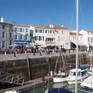 Ile de Ré-La Flotte (port)