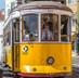 Lisbonne (quartier Alfama-le tramway
