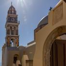 Santorin-Fira (cathéderale catholiqu