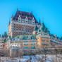 Québec (château Frontenac)