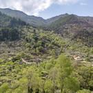 Serra de Estrela et vallée glaciaire