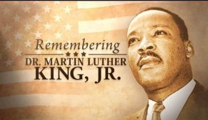 Feb. 18th - Martin Luther King, Jr. Day