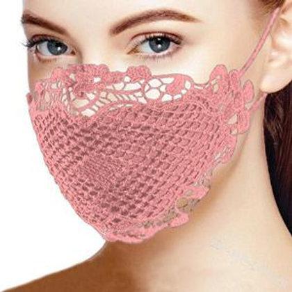Crochet Lace Design (Rose)