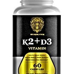 K2+D3 Vitamins
