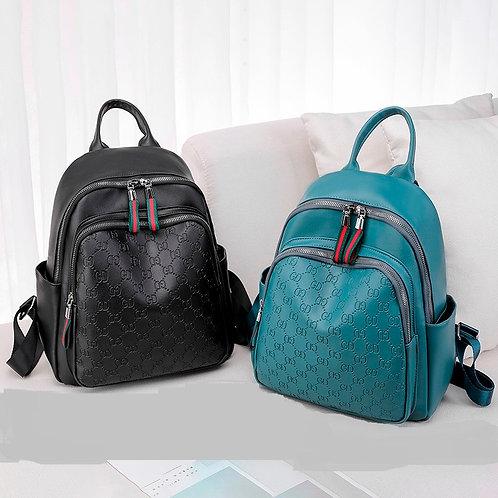 """BLACK Casual """"Mini"""" Backpack"""
