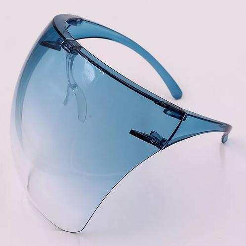 Fashionable Face Shield (Gradient Blue)