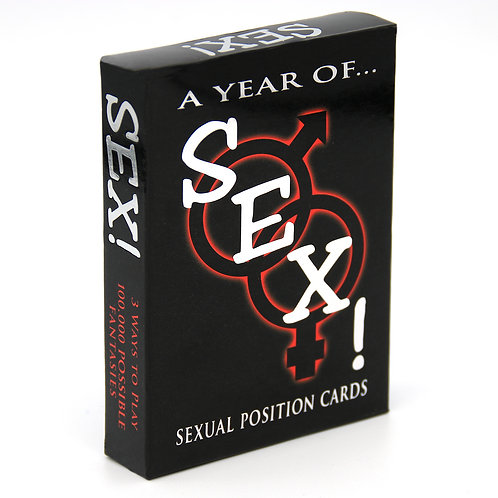 Adult Sex Card Game