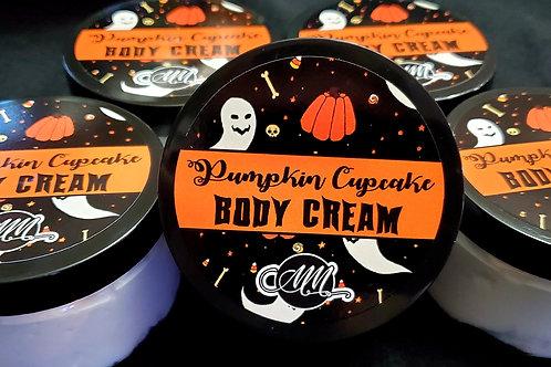 Pumpkin Cupcake Body Cream 4oz