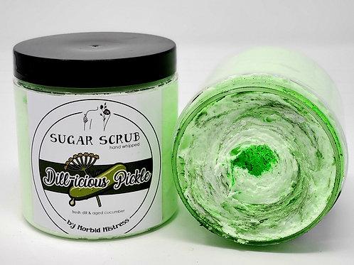 Dill-icious Pickle Sugar Scrub