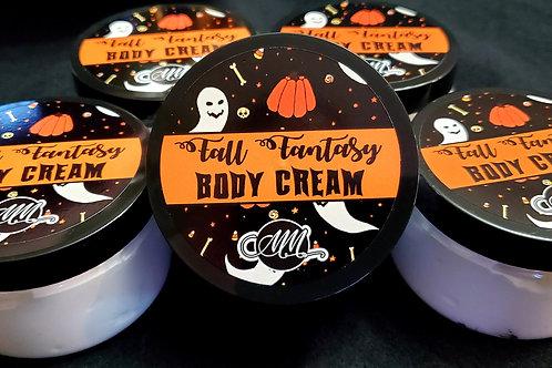 Fall Fantasy Body Cream 4oz